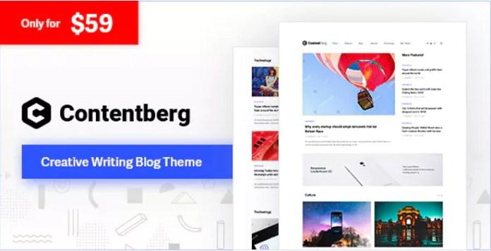 Contentberg Theme