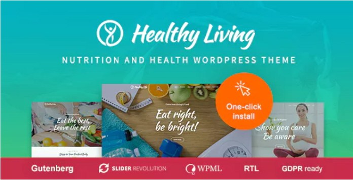 Healthy Living Theme