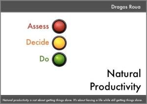 Natural Productivity: Assess, Decide, Do by Dragos Roua