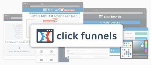 clickfunnels develop web pages