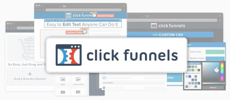 clickfunnels develop web pages