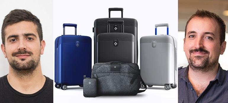 Design Plus: New luggage brand packs high-tech punch | Marklives.com