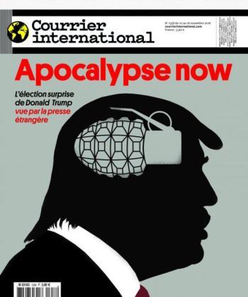 Courrier International, 16 November 2016: Donald Trump