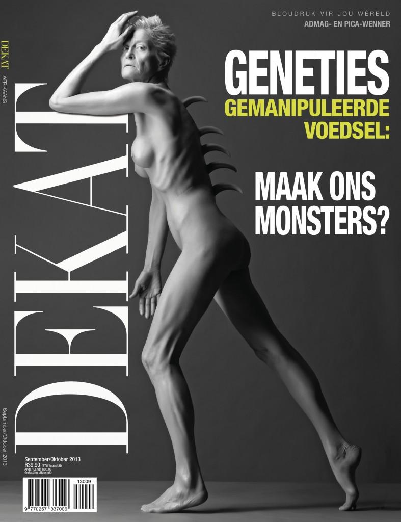 De Kat September/October Afrikaans 2013