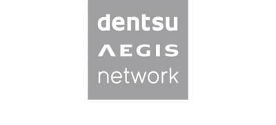 Dentsu Aegis Network logo slider