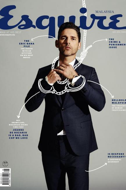 Esquire (Malaysia), May 2013