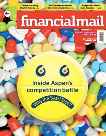 Financial Mail, 22 June 2017