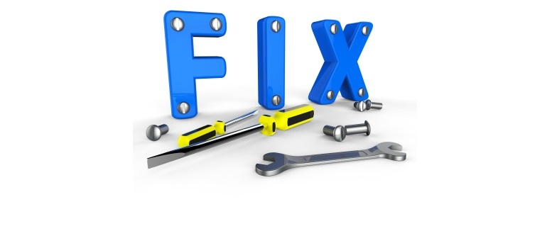 Fix Word Means Mends Mend And Maintenance courtesy of FreeDigitalPhotos