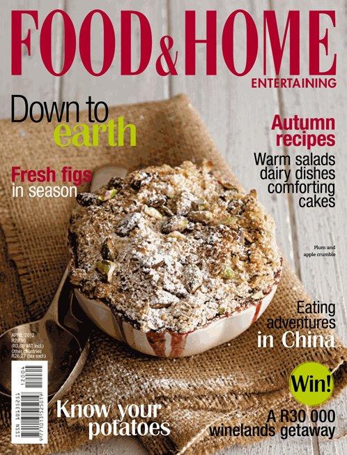 Food & Home 4 April 2012