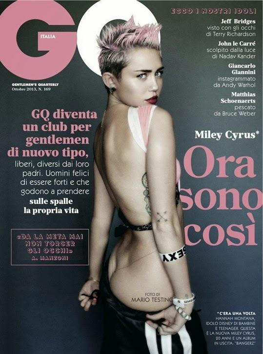 GQ Italy, October 2013