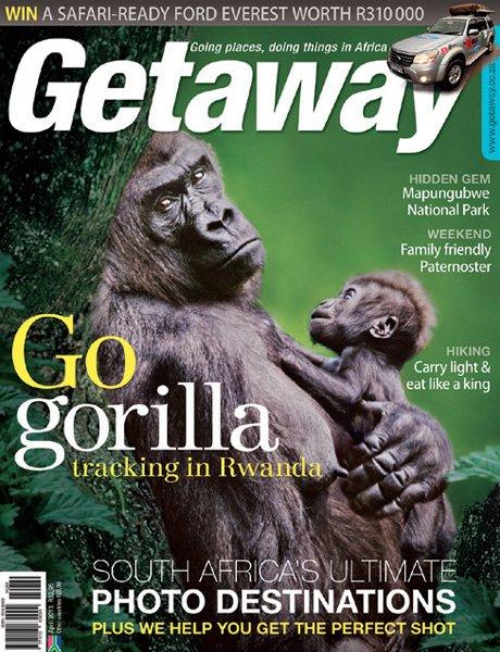 Getaway 4 April 2013