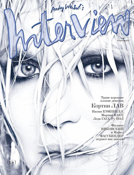 Interview (Russia), November 2013