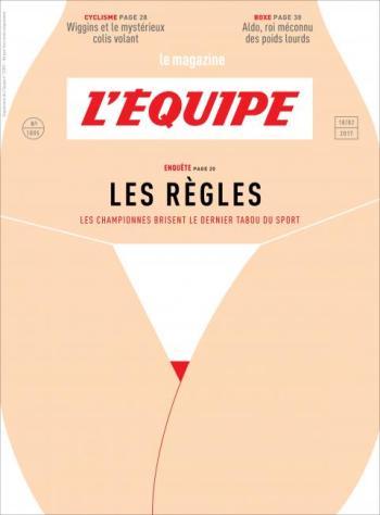 L'Equipe, 18 February 2017