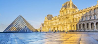 Louvre (Shutterstock)
