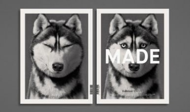 MADE, Edition #3, outside back and front covers