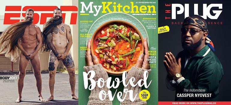 MagLove: The best magazine covers this week (21 July 2017 ...Rhere Popular Magazine
