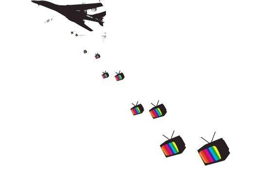 Media Report: media war graphic