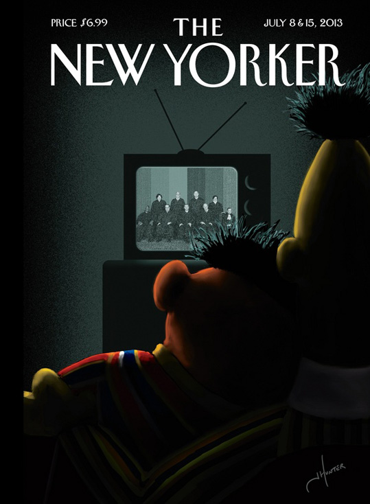 The New Yorker, 8 July 2013