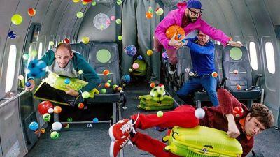 OK Go weightless