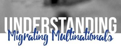 Open Africa understanding migrating multinationals