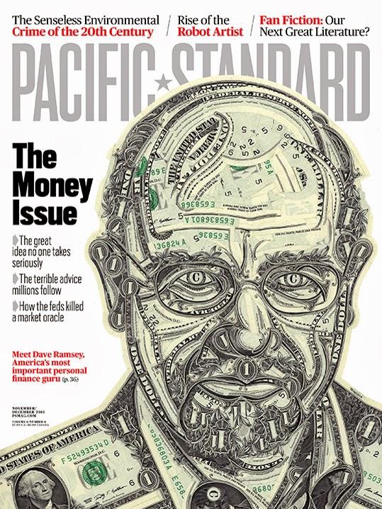 Pacific Standard, November/December 2013