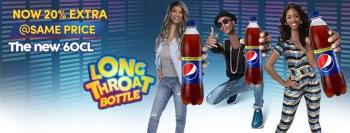 Pepsi Nigeria #ThingsILongThroatFor