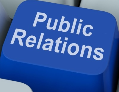 Public Relations Key Means News Media Communication Online by Stuart Miles courtest of FreeDigitalPhotos.net cropped