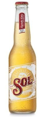 Sol Mexican beer