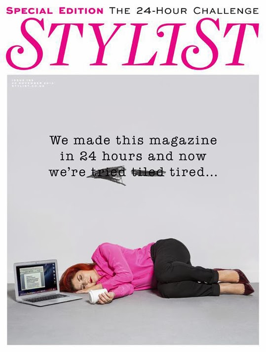 Stylist 24-Hour Issue, November 2013
