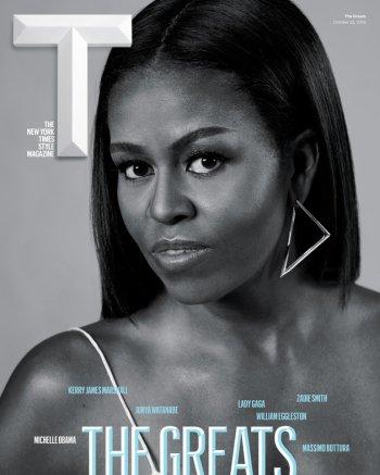 T 23 October 2016: Michelle Obama