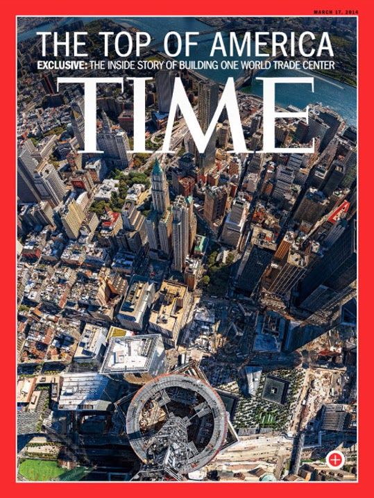 Time, 17 March 2014