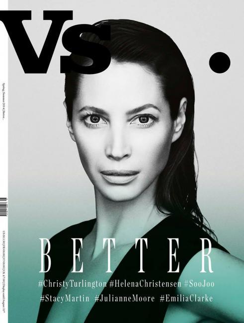 Vs. Magazine, SS14