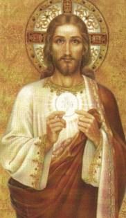HolyEucharistJesus