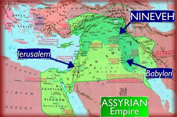 Hab & Assyria