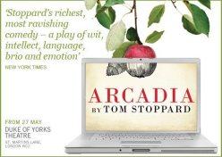 Stoppard Arcadia revival