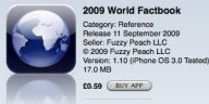 App - CIA world factbook