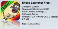 App - Sheep Launcher