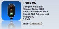 App - Traffic UK