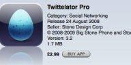 App - Twitterlator