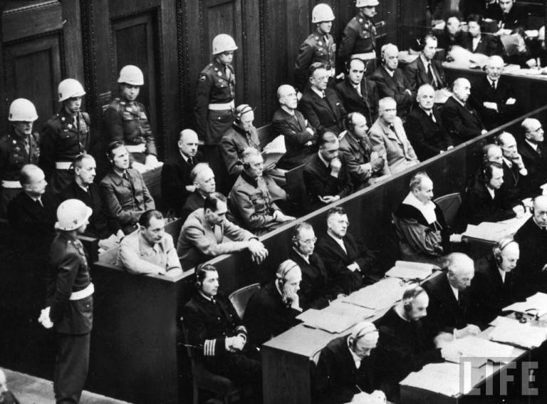 Spandau Tales and Observations from the Nuremberg War Trials