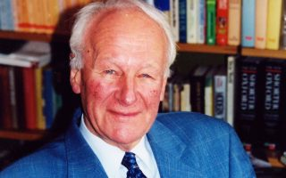Reflections after John Stott's Funeral