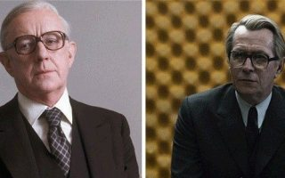 Q's Espionage Festival: 2. A review of Tomas Alfredson's Tinker, Tailor, Soldier, Spy