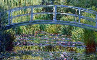 The first time visiting a place I've grown up in: Monet's home at Giverny