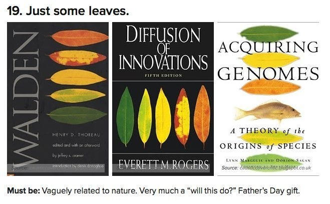 Book Cover clichés - July 2013    6