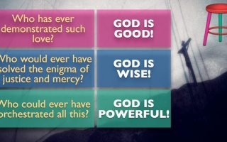 God, Gethsemane and Grace: How can God allow Suffering?