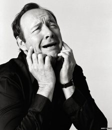 Andy Gotts - Behind the mask Kevin Spacey