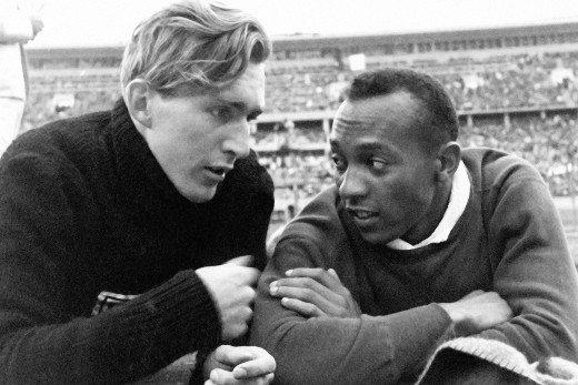 1936 - Luz Long & Jesse Owens Olympics.jpg