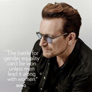 Bono - battle for gender equality.JPG