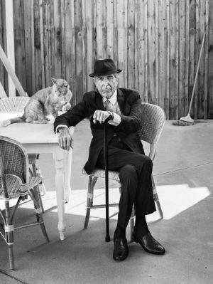 Leonard Cohen by Graeme Mitchell (New Yorker 2016).jpg