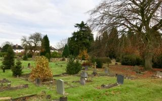 On the short stories of Cemeteries